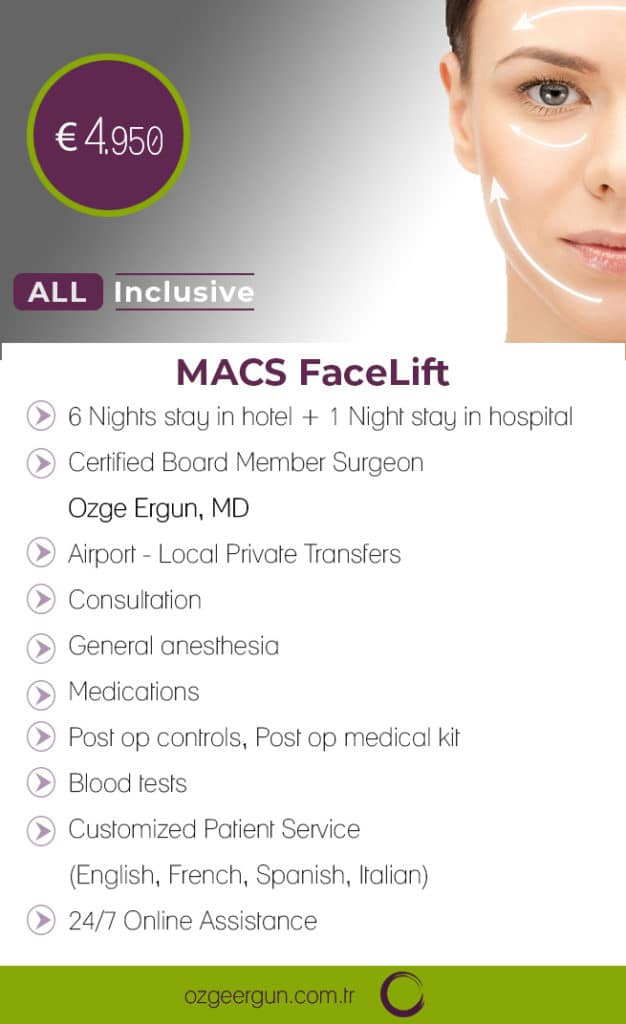 Macs facelift Package